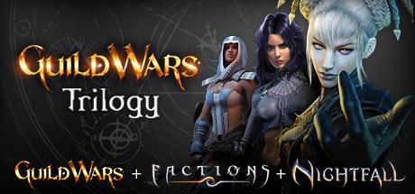 Guild Wars Trilogy 15€(-50%)