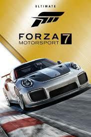 Forza Motorsport 7 Ultimate Edition Xbox One / Windows 10