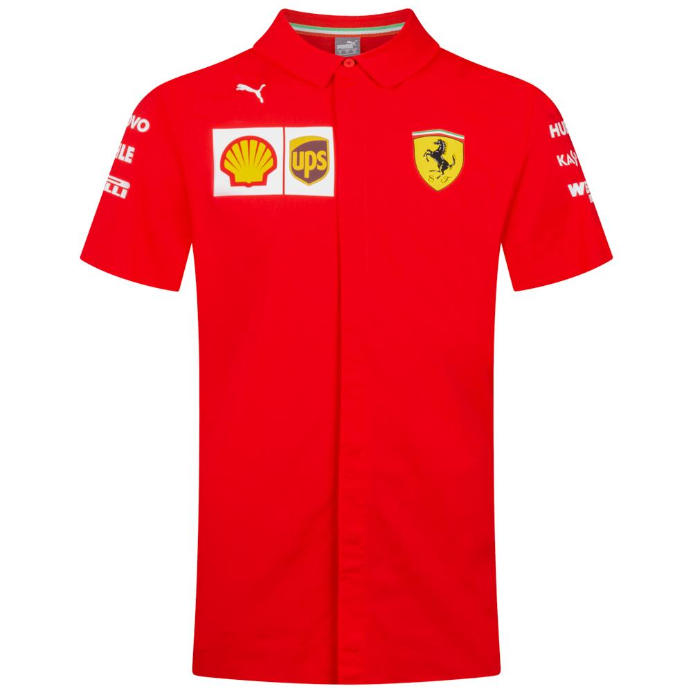 Camisa Ferrari