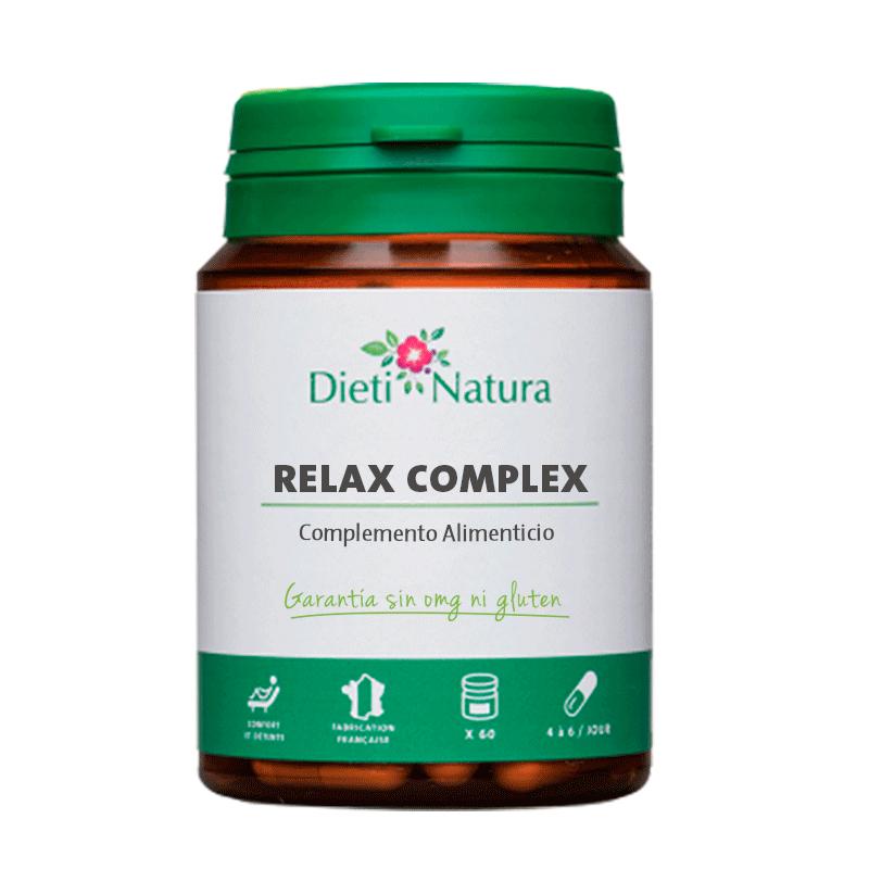 Relax Complex (Relax+) 60 cápsulas [200 cápsulas por 5.25€]