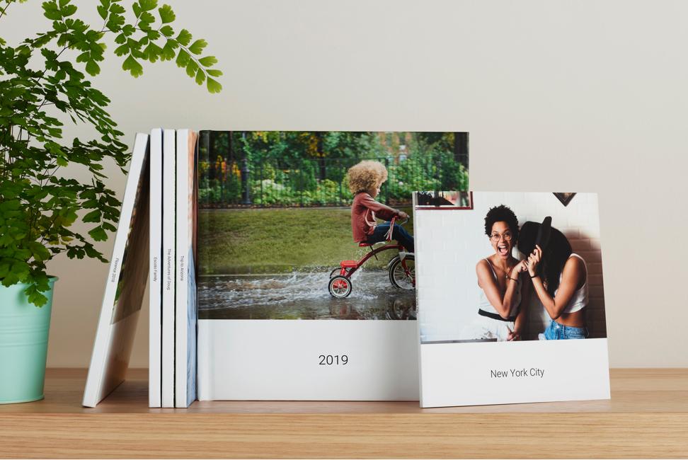 Envío gratis en libros de fotos de Google Fotos