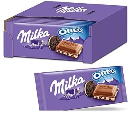 Milka Oreo 22X100gr