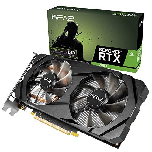 KFA2-GeForce RTX 2060 6 GB GDDR6