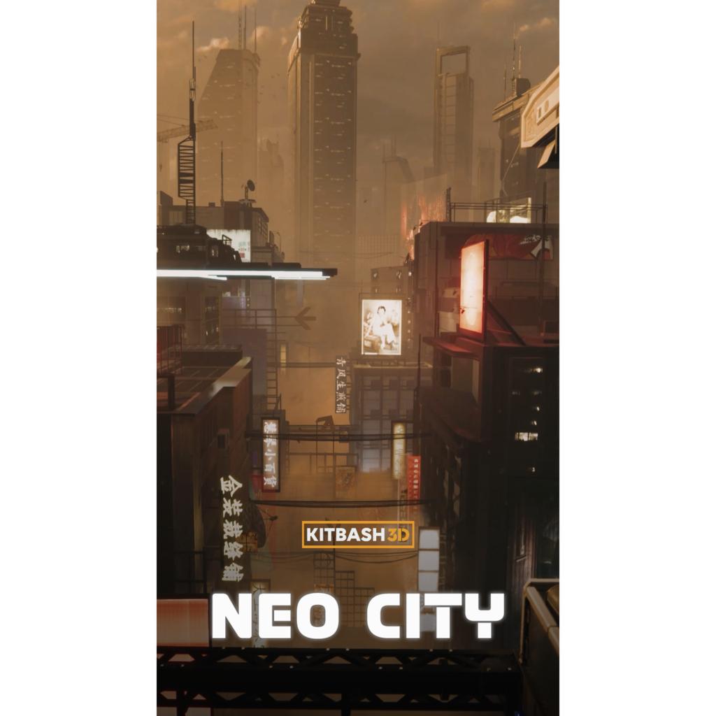 Mini Kit: Neo City