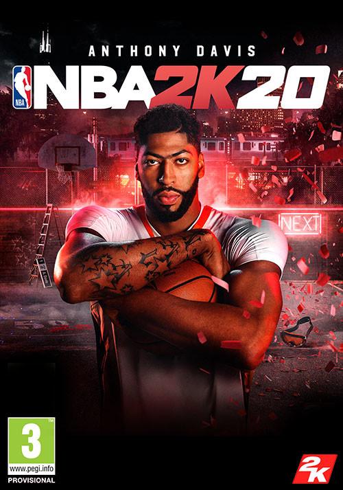Mínimo histórico - NBA 2K20 para Steam