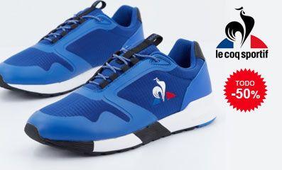 -50% zapatillas Le Coq Sportif en Zacaris