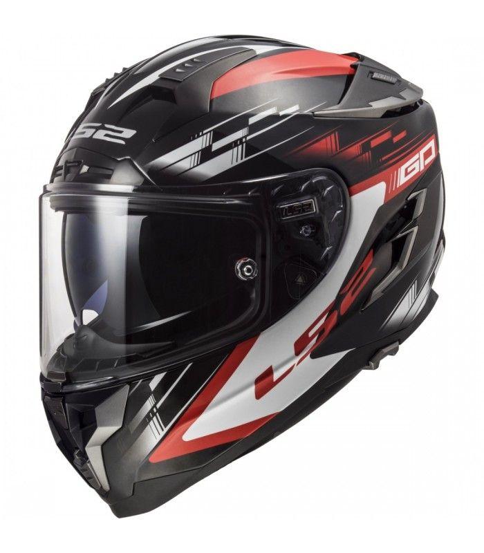 Casco moto LS2 FF327 Challenger