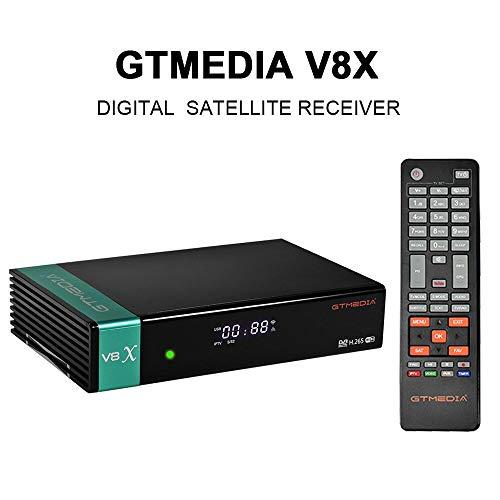 GT Media V8X DVB-S / S2 / S2X Decodificador de Receptor de TV