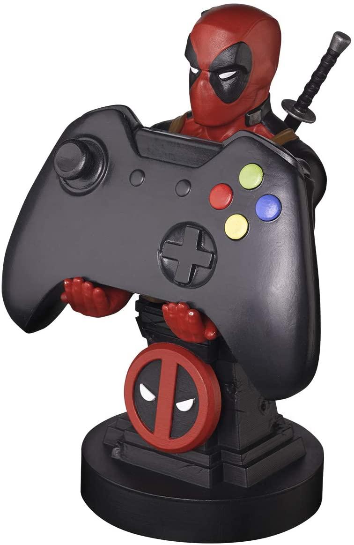 Soporte Deadpool Mando PS4 Xbox solo 14.9€
