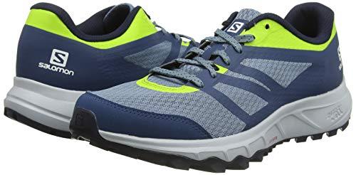 TALLA 44 2/3 - Salomon Trailster 2, Zapatillas de Trail Running para Hombre