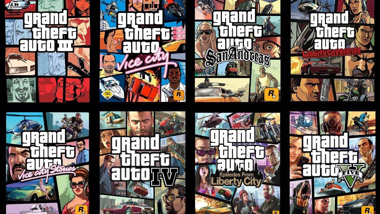 GTA San Andreas y más ofertas en la Saga GTA