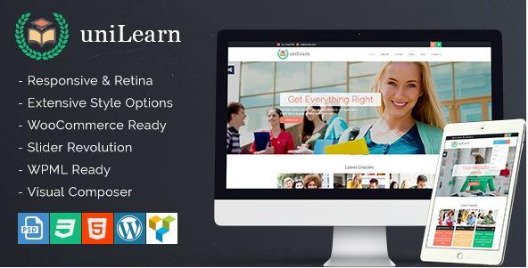 4 Temas Wordpress Premium Gratis (Educacional, Multiuso, Diseño, Fotografía)