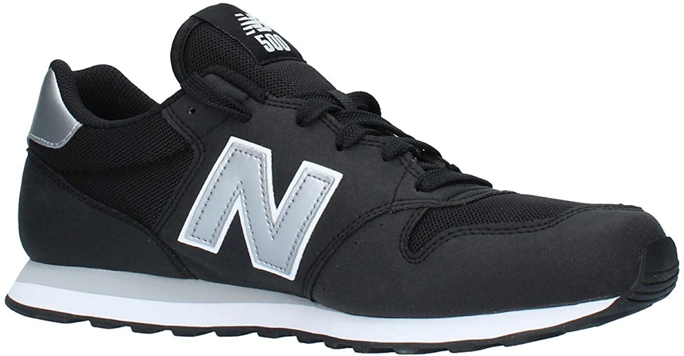 (Tallas 40.5 y 44) Zapatillas New Balance 500 negras