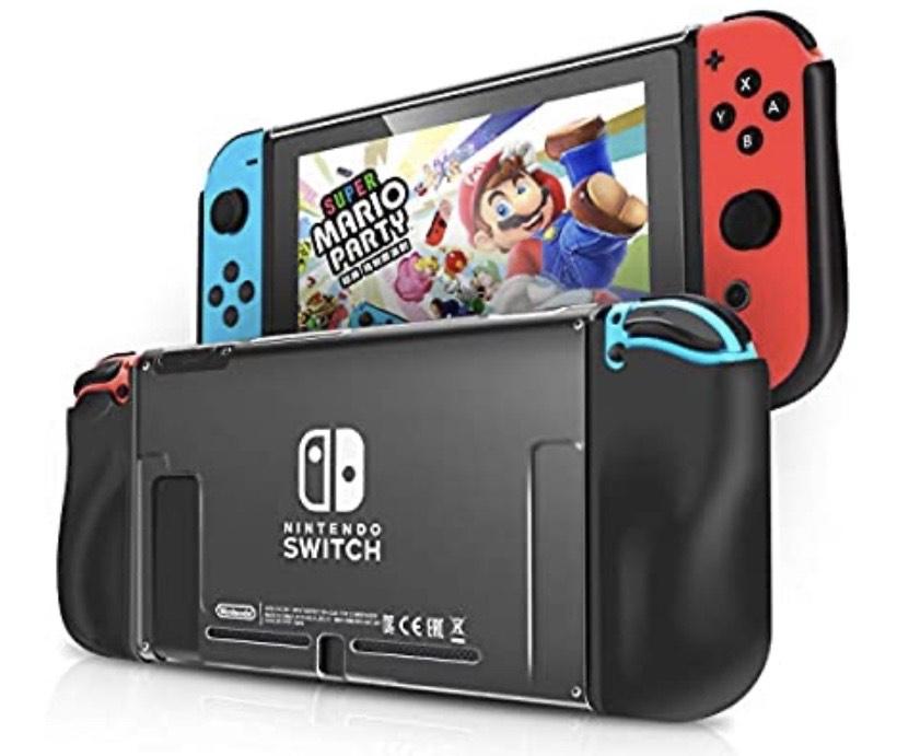 Funda Almacenamiento Protectora para Nintendo Switch IDESION