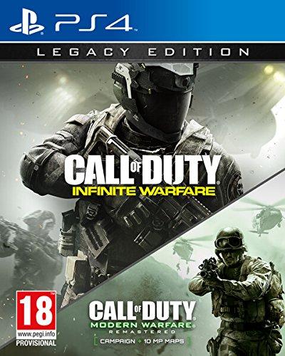 Call Of Duty: Infinite Warfare - Legacy Edition / Para PS4
