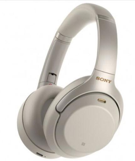 Auriculares Sony WH-1000XM3 Auriculares Inalámbricos - Plata