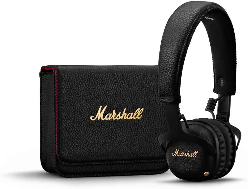 Auriculares Marshall MID A.N.C (Cancelación activa de ruido) - Bluetooth aptX. Mínimo