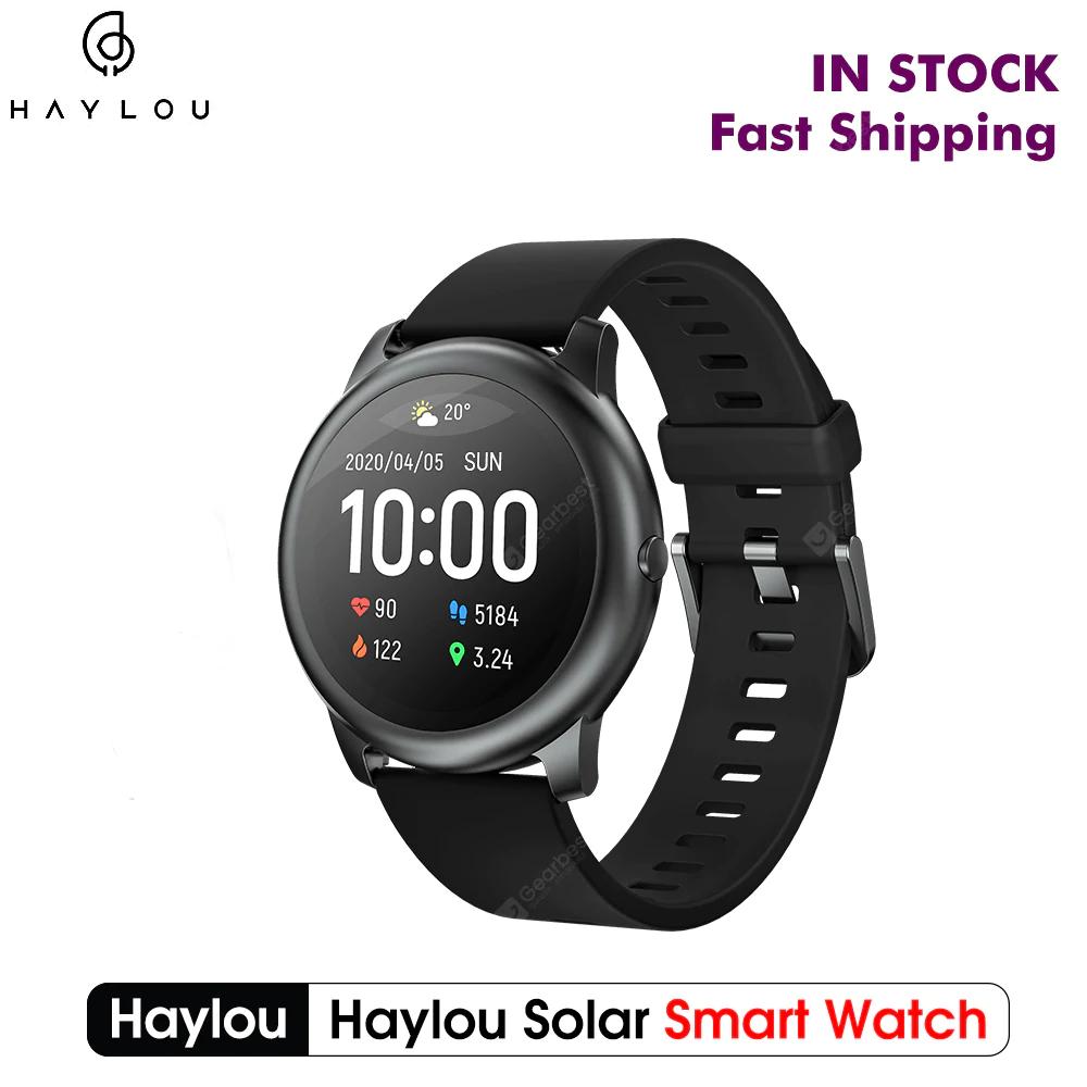Reloj Haylou Solar de Xiaomi Youpin