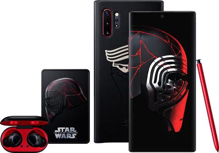 Samsung Galaxy Note10+ 256GB+12GB RAM Edicion Especial Star Wars