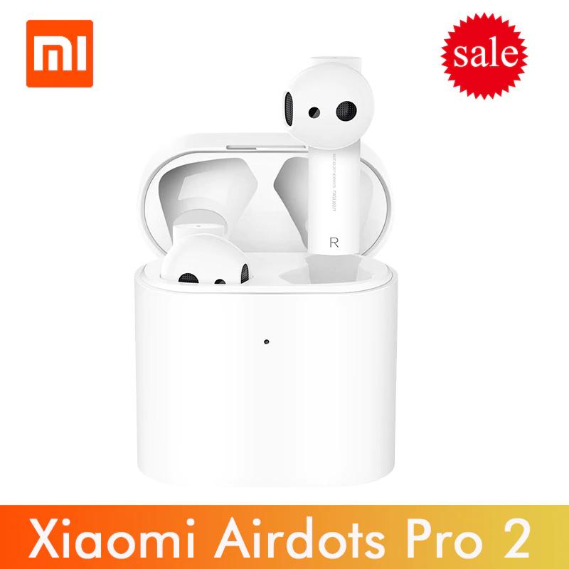 Xiaomi Airdots Pro 2 TWS Auriculares inalámbricos Micrófono Dual .