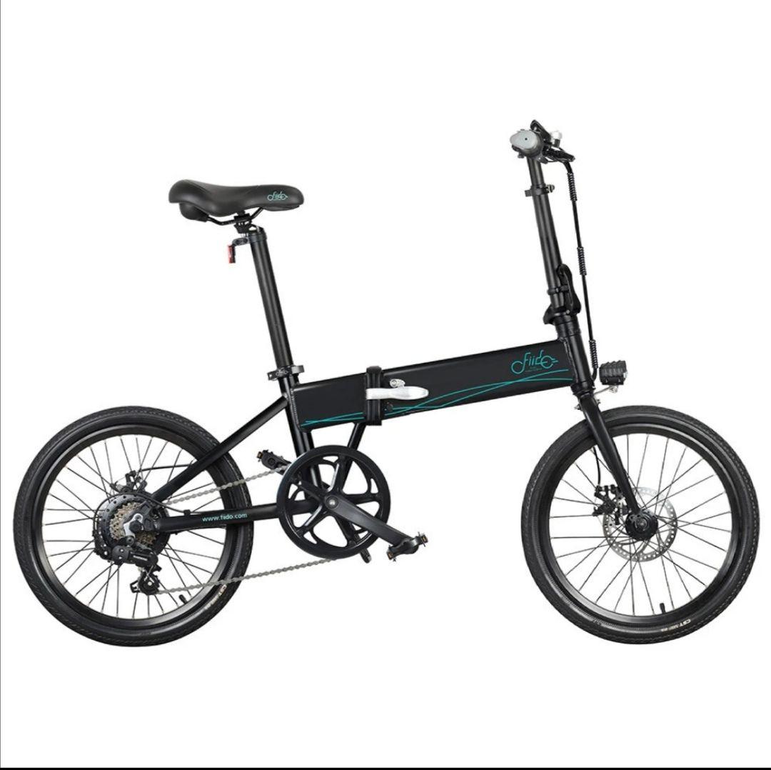 Bicicleta eléctrica Fiido D4S