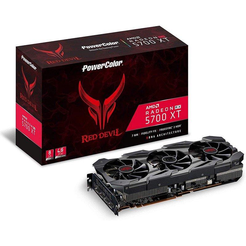Red Devil Radeon RX 5700 XT 8GB GDDR6