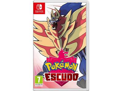 Nintendo Switch Pokémon Escudo