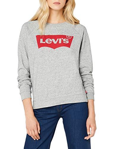 Levi's Relaxed Sudadera para Mujer (Talla L)