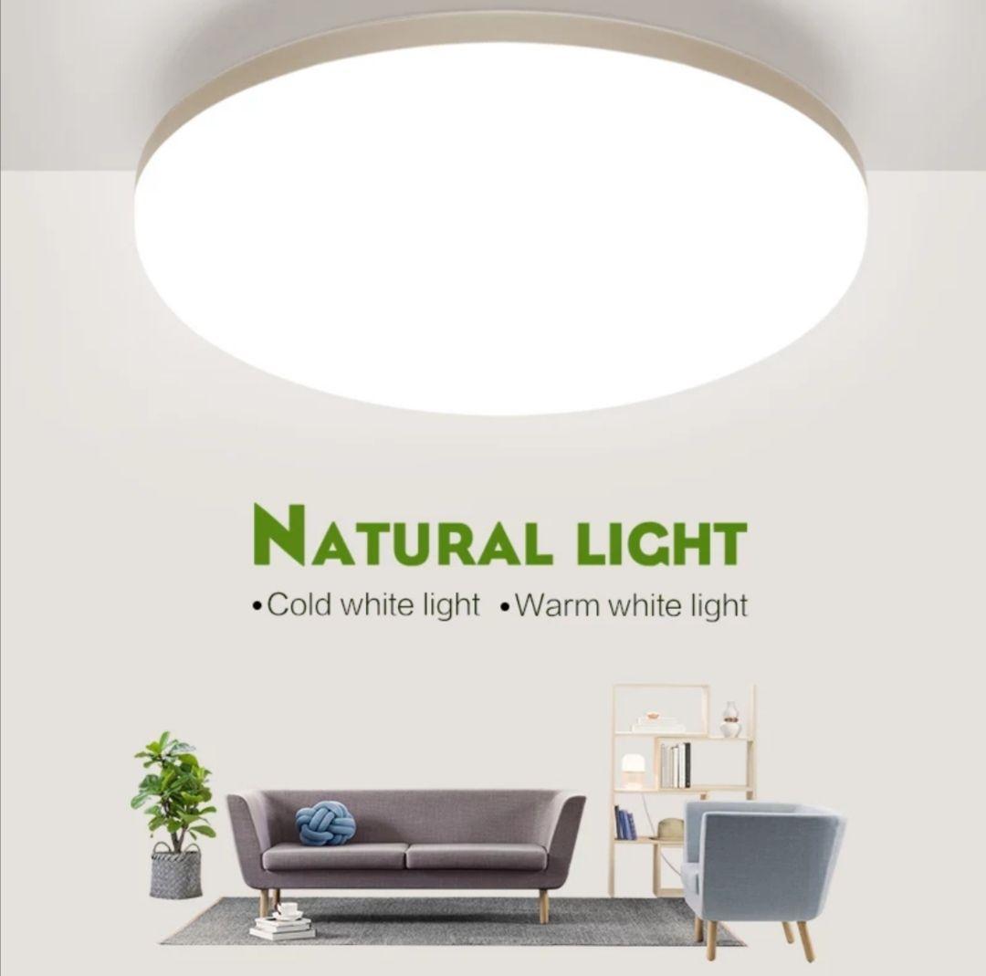 Luz LED de techo para habitación
