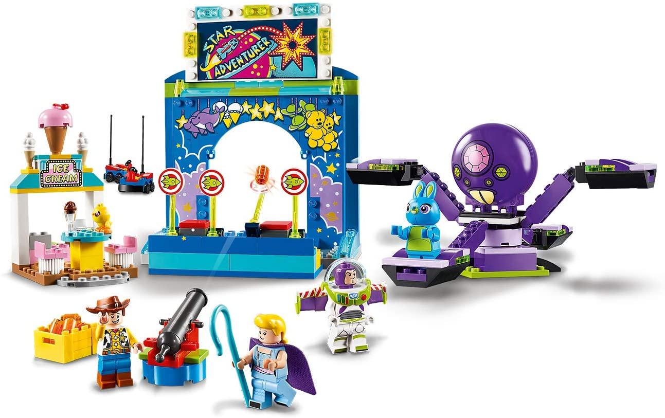 LEGO Toy Story 4 - Buzz y Woody: Locos por la Feria