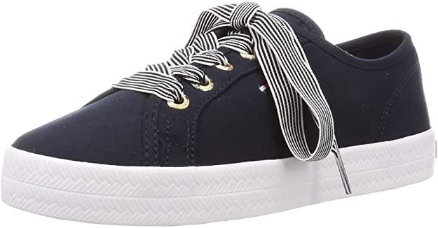 Chollo!! Zapatillas para mujer Tommy Hilfiger náuticas Essential