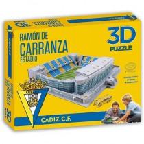 Puzzles 3D de Estadios de Equipos Españoles al 60%