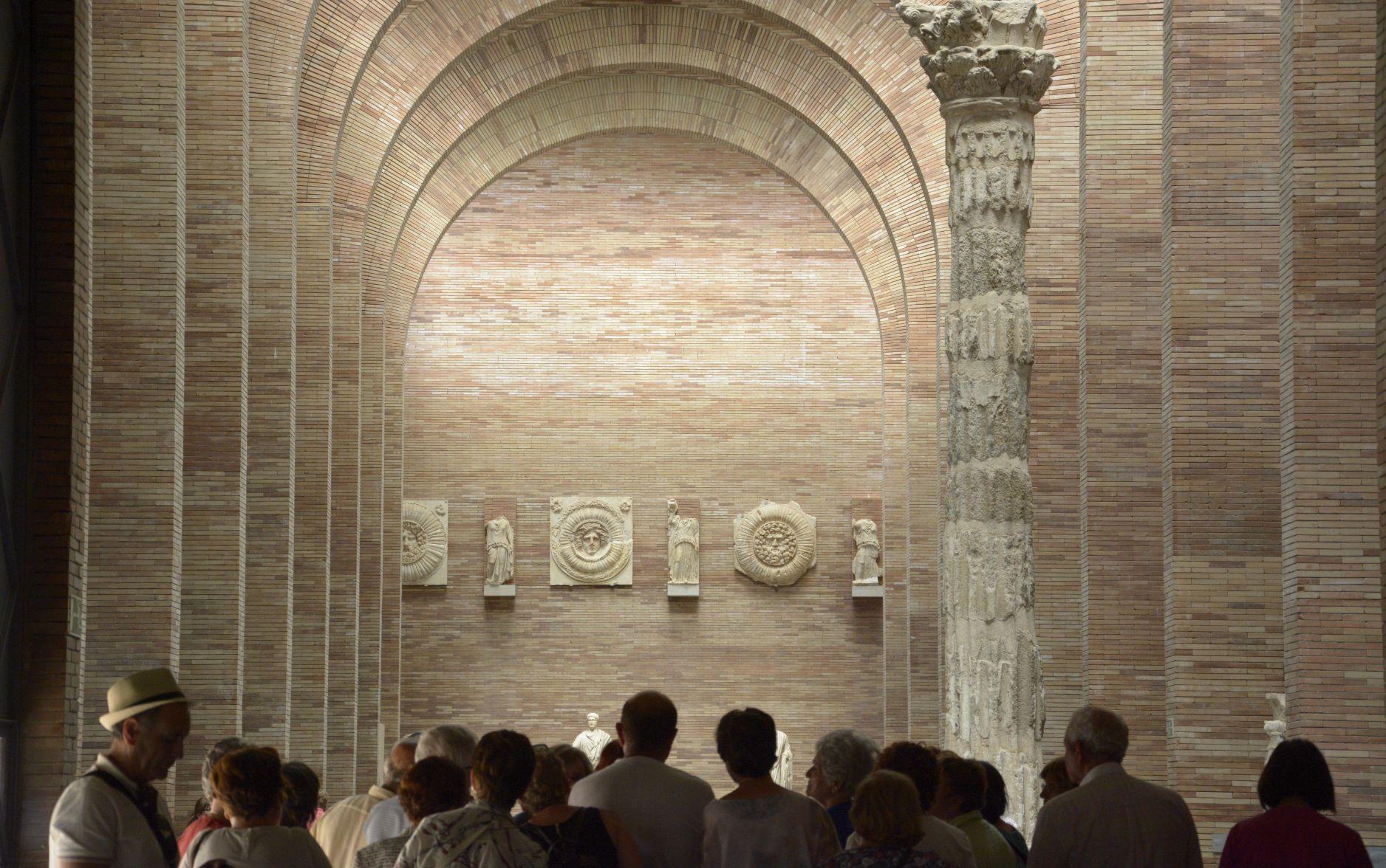 El Museo Nacional de Arte Romano en Mérida, GRATIS en agosto
