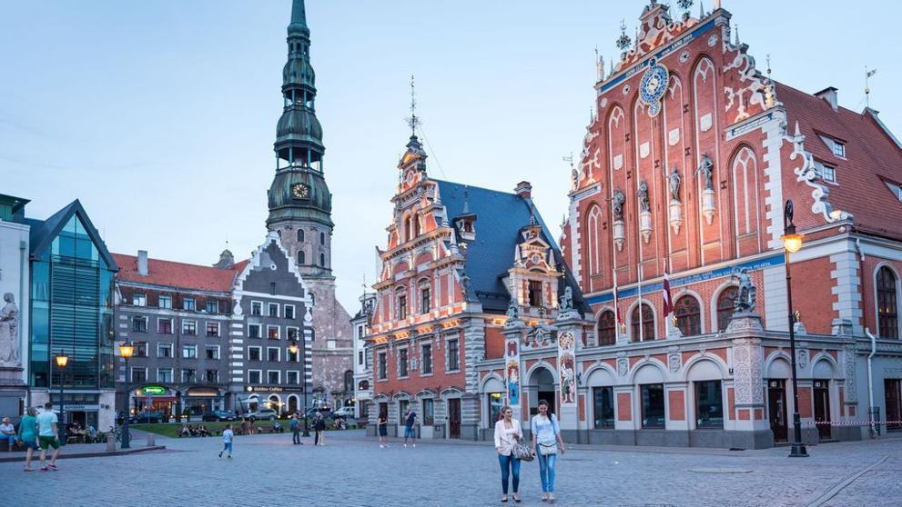 Avión a Letonia desde SOLO 35€ trayecto