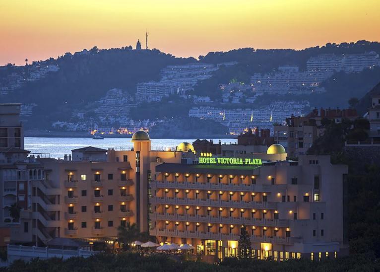 SEPT Almuñécar 200€/p= 7 noches en hotel 4* con desayunos
