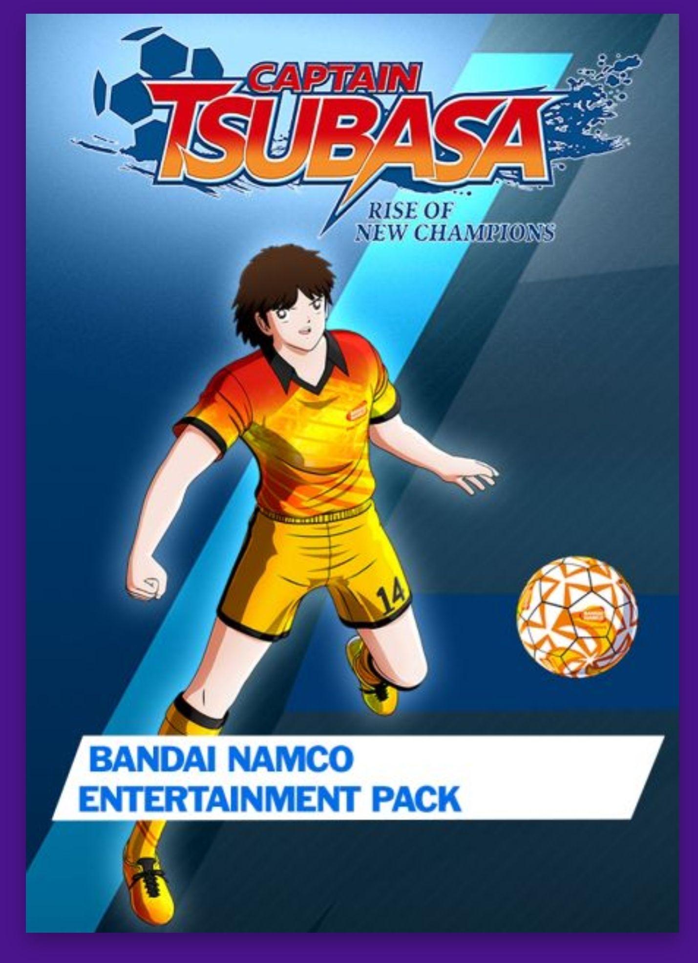 Pack EU DLC GRATIS CAPTAIN TSUBASA: RISE OF NEW CHAMPIONS BANDAI NAMCO ENTERTAINMENT