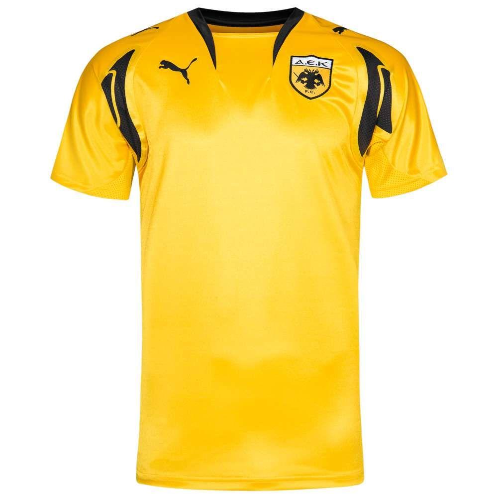 Camiseta Puma AEK de Atenas (TALLAS S-XXL)