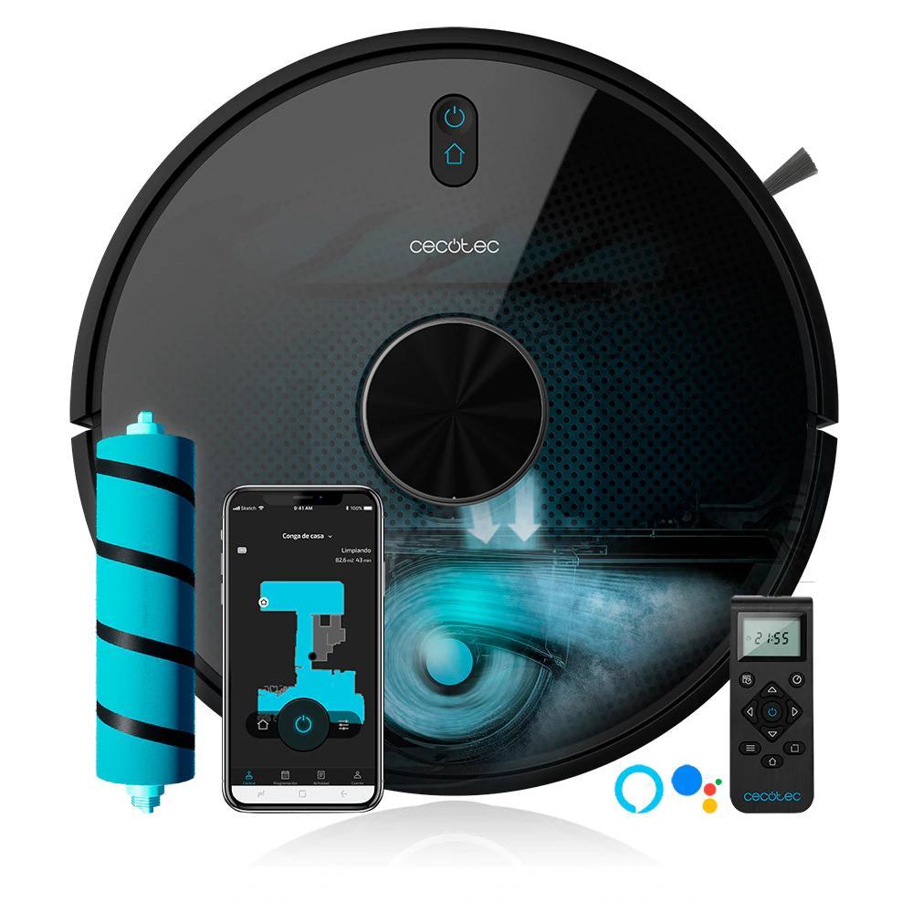 Cecotec Conga 5090 Alexa y Google | Desde España
