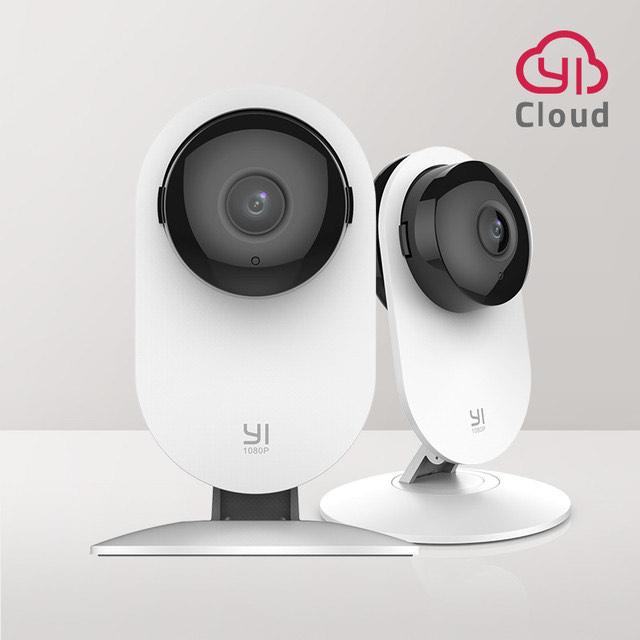 YI Home Cámara 1080P (Envío desde España)
