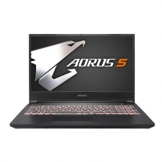 """Gigabyte AORUS 5 KB-7ES1130SD Intel Core i7-10750H/16GB/512GB SSD/RTX 2060/15.6"""""""