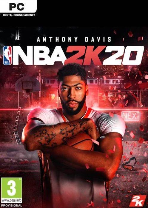 NBA 2K20 (Steam) por solo 2,79€