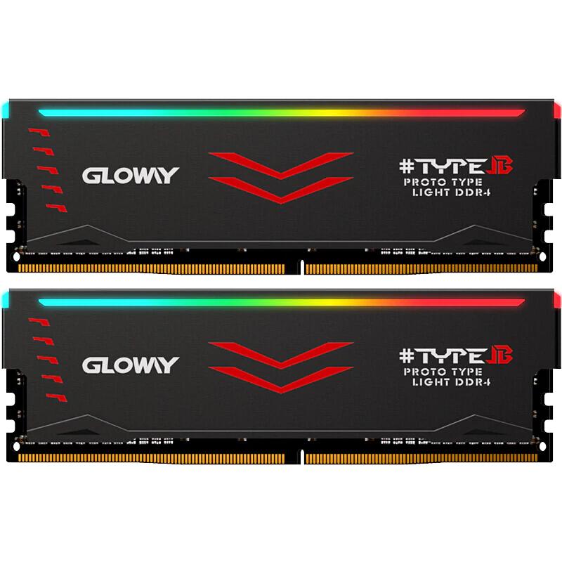 Kit Memoria Ram 16GB (2x8GB) DDR4 3200Mhz GLOWAY