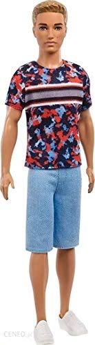 Ken barbie con bermudas