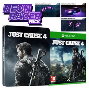 Just Cause 4 Steelbook Edition para Xbox