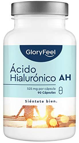90 Cápsulas Ácido Hialurónico 525mg