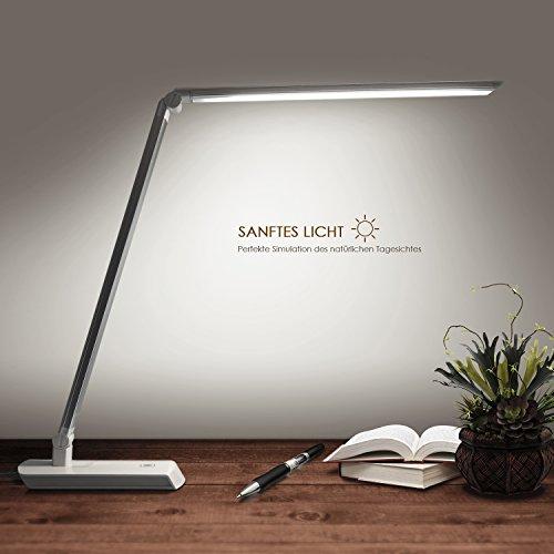 DECKEY 10W LED Lámpara de Escritorio