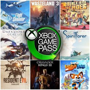 Xbox Game Pass :: Resident Evil 7, Microsoft Flight Simulator, Darksiders, Wasteland 3, Crusader Kings III, Don't Starve