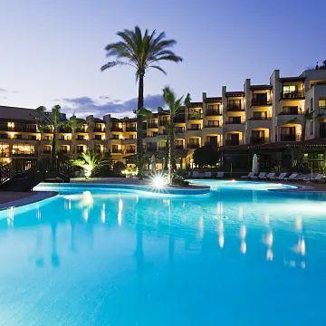 Hoteles 4* y 5* en Agosto desde 10 € a 20€ la noche