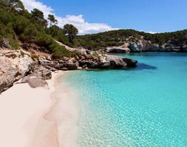 Sept Menorca 130€/p: 4 noches de hotel + vuelos desde Madrid