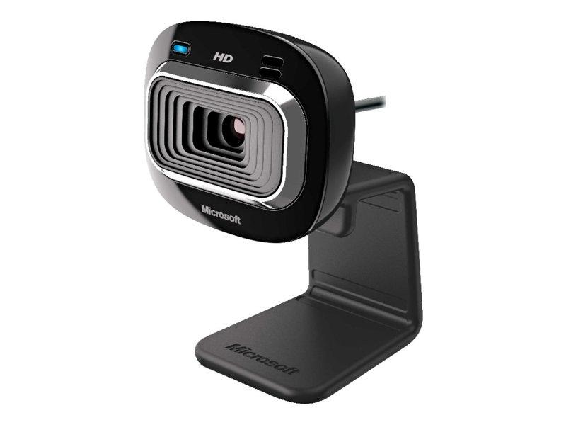 Webcam Microsoft Lifecam HD-3000 Negra